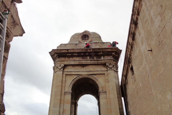 Conservación de patrimonio